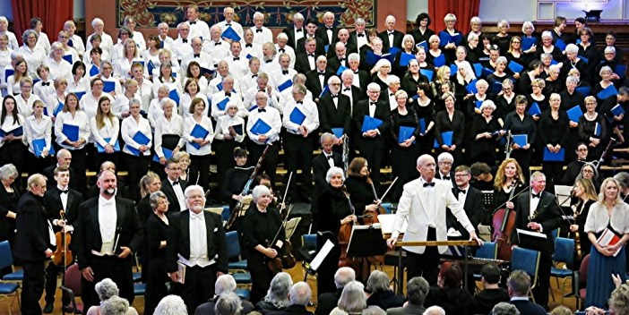Plymouth Philharmonic Choir – 'When Life Returns to Normal'