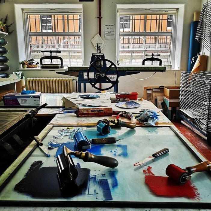 Double Elephant Print Workshop | Culture Recovery Fund