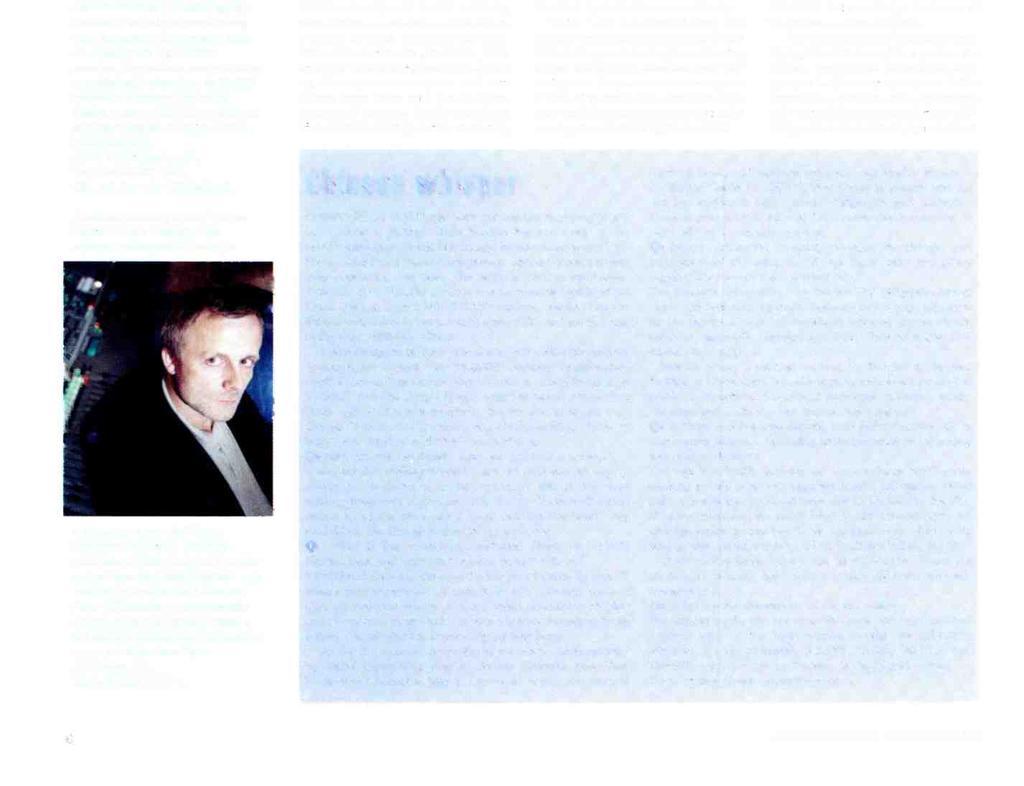 REVIEWS. POSTPRODUCTION RECORDING BROADCAST v. WA_. December. Island ...