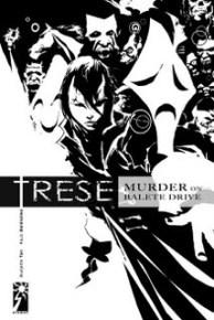 Trese Murder on Balete Drive by Budjette Tan and KaJO Baldisimo