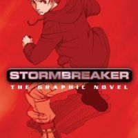 Stormbreaker the Graphic Novel by Anthony Horowitz, Antony Johnston, Kanako Damerum&YuzuruTakasaki
