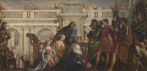 Alexander the Great Family