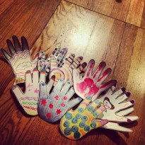 CoCreated Hand Art