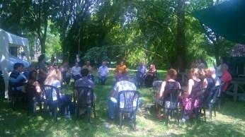 ARTS - Theatre Lesson in the park