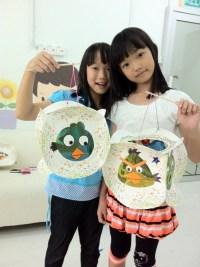 Plate Lantern | art's fun studio