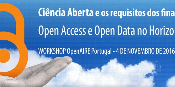 Workshop OpenAIRE Portugal