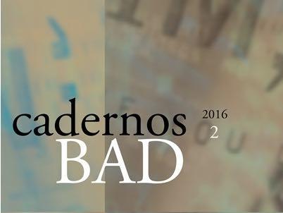 Cadernos BAD 2016