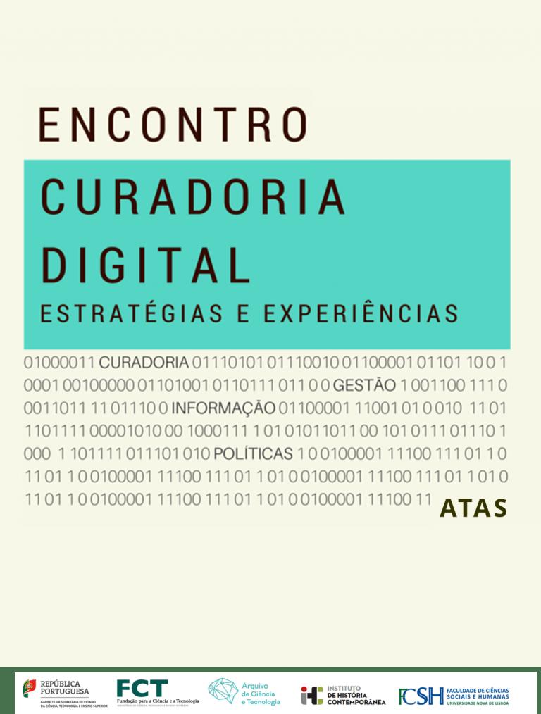 Atas do Encontro Curadoria Digital – Estratégias e experiências
