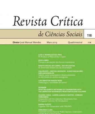 Publicação – Revista Crítica De Ciências Sociais #118