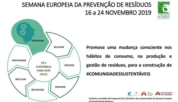 ESEC Assinala Semana Europeia Da Prevenção De Resíduos