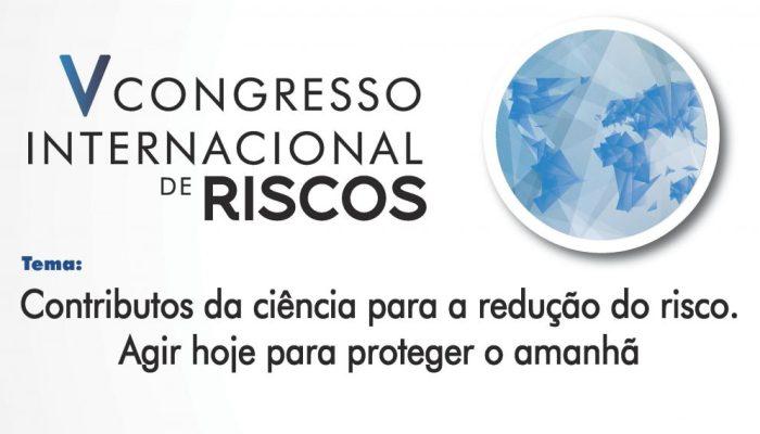 V Congresso Internacional De Riscos – Agenda UC