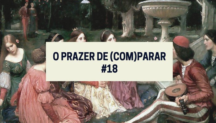 O Prazer De (com)parar #18