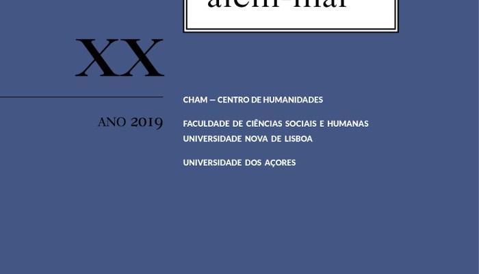 #CHAMleituras 15.0  Anais De História De Além-Mar XX (2019)  Hoje Propomos A Lei…