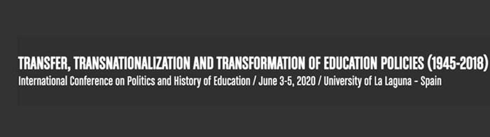 Simpósio Transferências, Transnacionalização E Transformações Das Políticas Educativas (1945-2018) – HISTEDUP