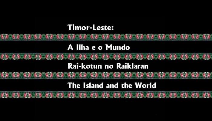A Ilha E O Mundo