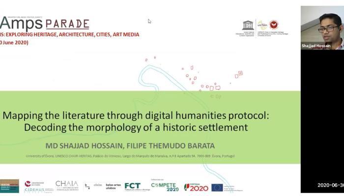 No último Dia 30 De Junho, O Arquiteto Shajjad Hossain, Membro Integrado Do CIDE…