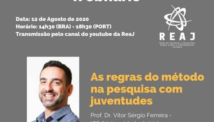 O Investigador Do ICS, Vítor Sérgio Ferreira, Participa Em Webinario Na Próxima …