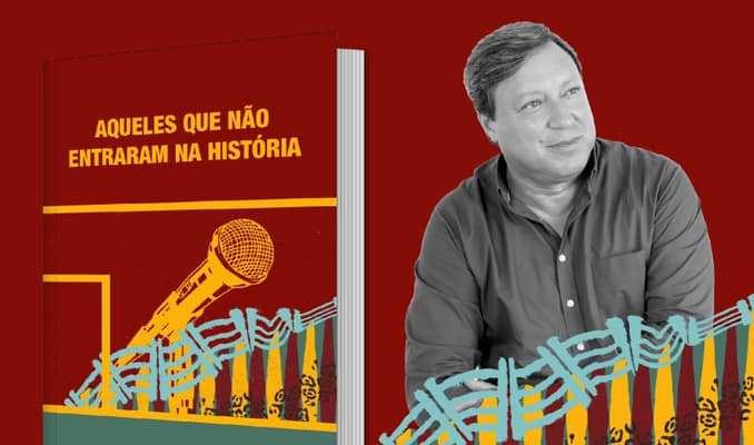 """Eugénio De Bezerra Lança Livro """"Aqueles Que Não Entraram Na História"""".   02 De O…"""