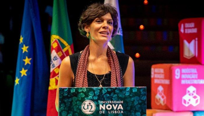 Raquel Varela Premiada Pela ASICOM | Notícias