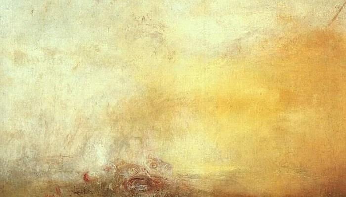 Tomando Como Inspiração A Arte De J. M. William Turner, Celebramos O Dia Naciona…