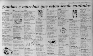 1956: Um Carnaval Que Não Sai Da Boca Do Povo