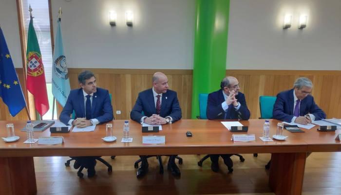 Assinatura De Dois Protocolos Entre O CEPESE, O Instituto Politécnico Da Guarda …