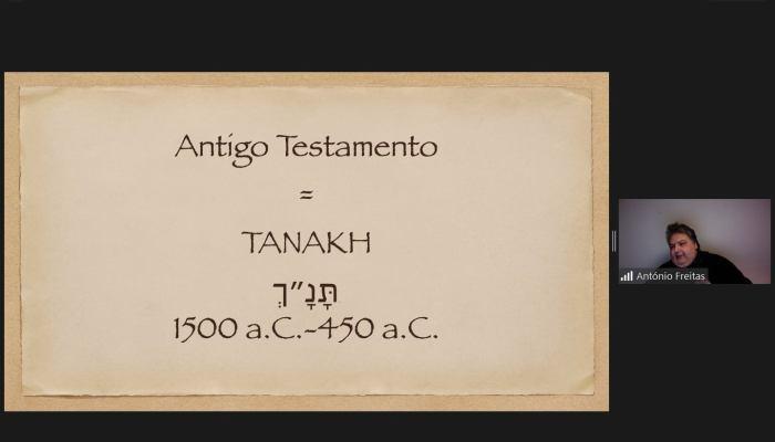 Começou Hoje O Curso Breve Online Sobre «A Biblia E O Seu Contexto», Organizado …