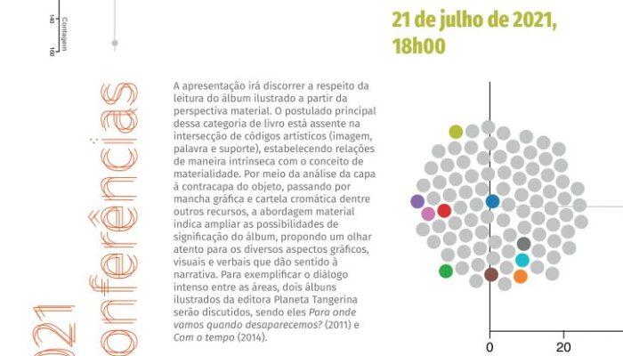 """Conferência """"As Lições Da Materialidade Ao Álbum Ilustrado"""" – Agenda UC"""