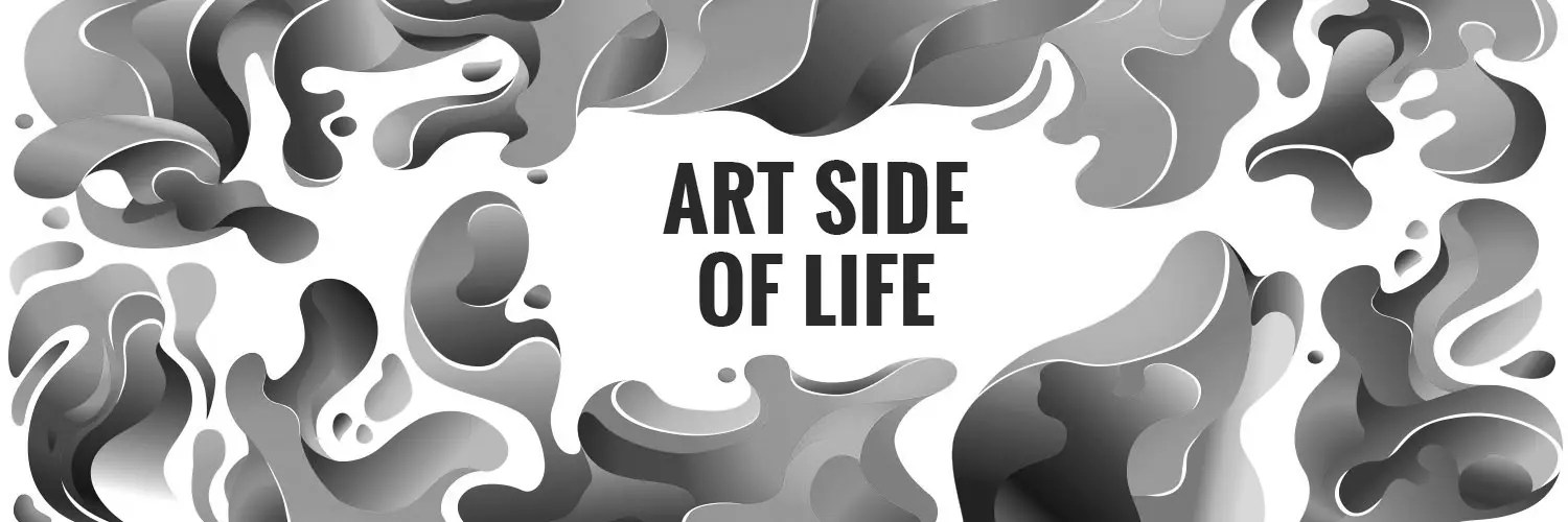 About Art Side of Life - Header