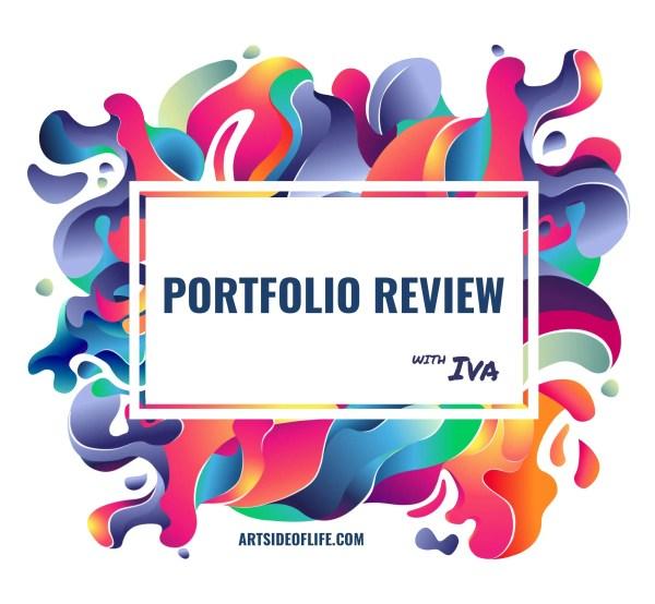 PortfolioReview-with-Iva-ArtSideofLife
