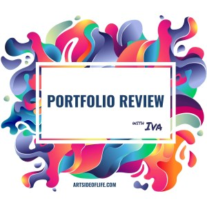 PortfolioReview-with-Iva-ArtSideofLife
