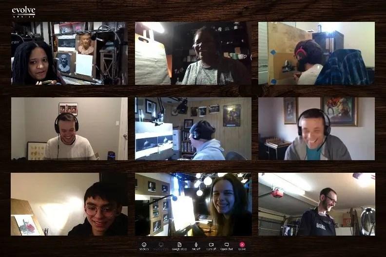 Evolve Artist Program Online Study Room