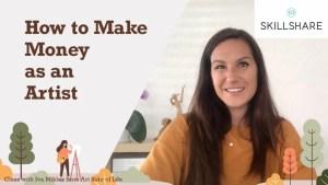 How-to-Make-Money-as-an-Artist-Skillshare