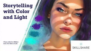 Storytelling-with-color-and-light-Art-Side-of-Life-Skillshare