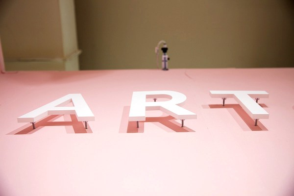 Plastic Sign Letters Art Show - Artstar Artsigns