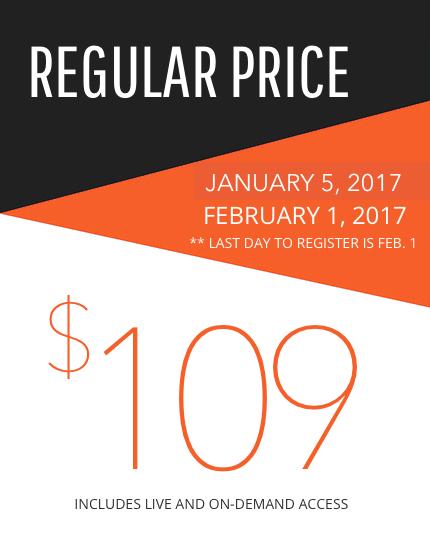 Regular Pricing