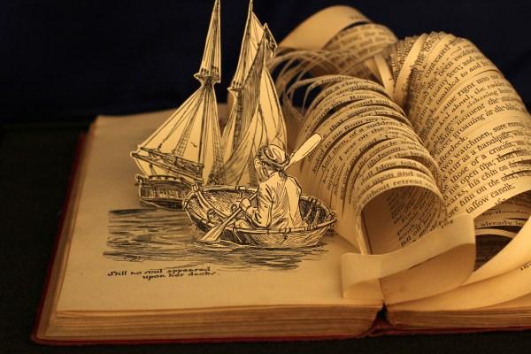 Justin Rowe Book Art