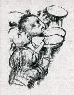 artist of the day #52: Käthe Kollwitz « arts@Lehigh Blog
