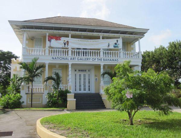 National Art Gallery Nassau Bahamas