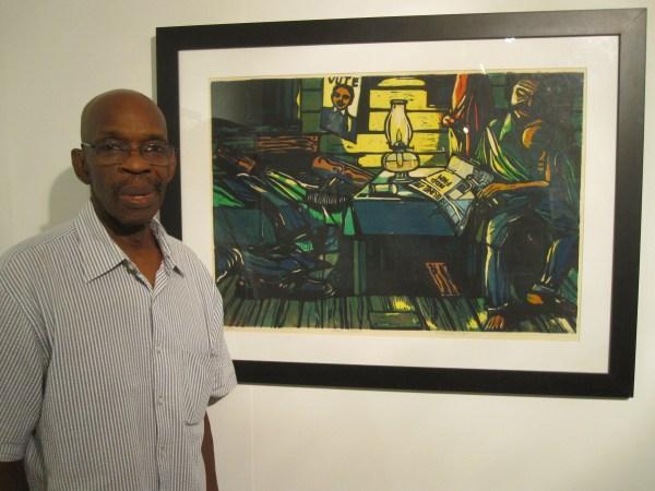 Maxwell Taylor Bahamian Artist
