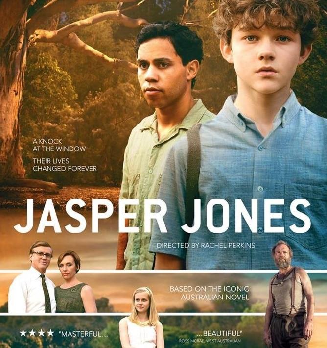 Jasper Jones - movie poster- Arts MR