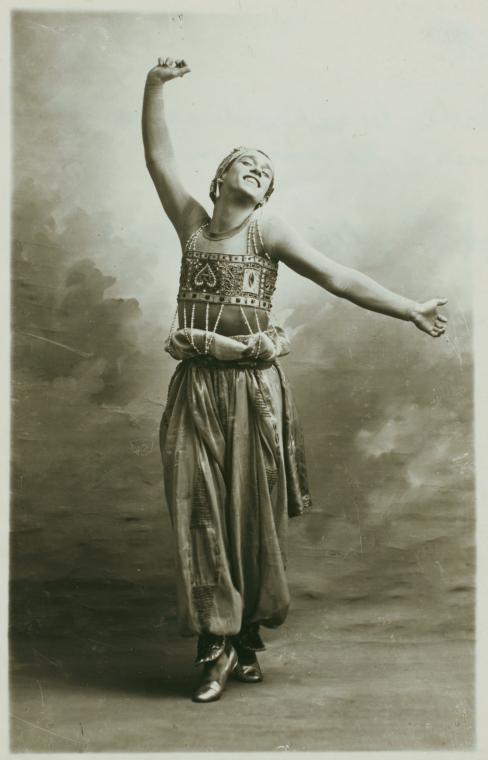 Nijinsky danced in Pittsburgh  artsmeme
