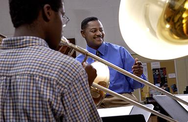 why play trombone