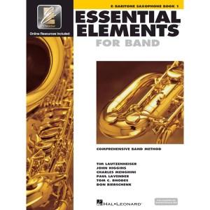 essential elements 1 bari sax