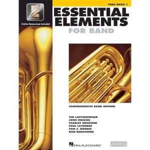 essential elements 1 tuba