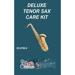 deluxe tenor sax care kit