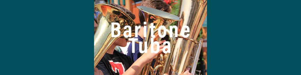 renting a baritone euphonium tuba