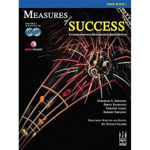 measures of success 1 oboe