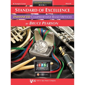 standard of excellence 1 trumpet