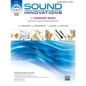 sound innovations 1-tenor sax